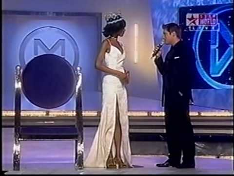 MISS WORLD 2002 Agbani Darego Final Walk
