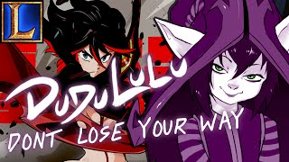 DuduLulu feat. Jarek IV : DON'T LOSE YOUR WAY