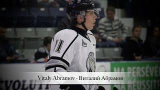 Vitaly Abramov Виталий Абрамов - Gatineau Olympiques 2015-16