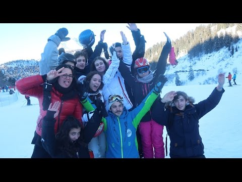 5 wonderful days at ski - Padali smo, ucili, smejali se, povredjivali, radovali i bilo je prelepo!!!