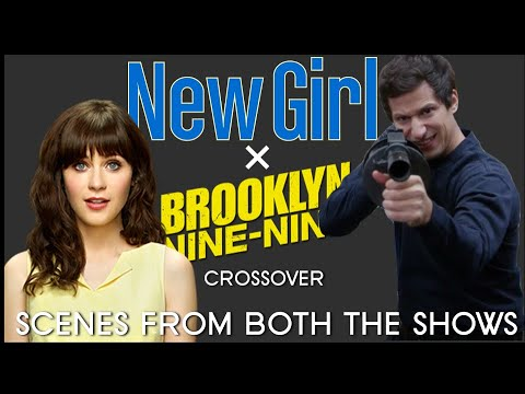 New Girl x Brooklyn Nine-Nine crossover.