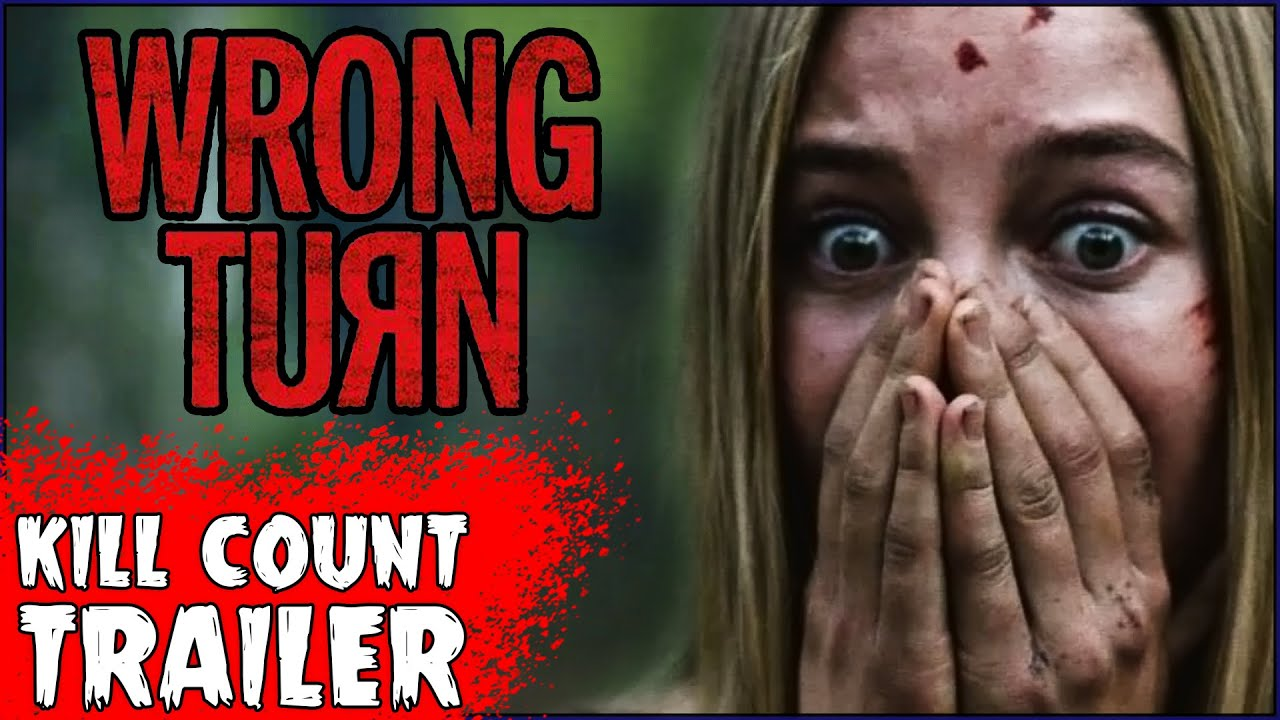 """""""Wrong Turn (2021)"""" Movie Trailer 