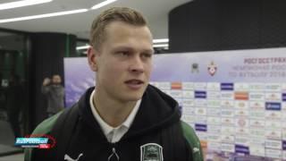Виктор Классон: у нас в кармане были три очка, но счет в матче с ЦСКА удержать не удалось