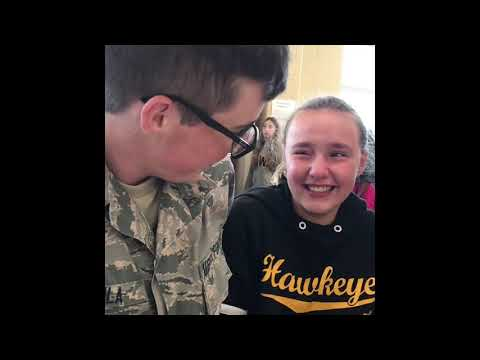 Air Force Surprise - Homesick - by Kane Brown