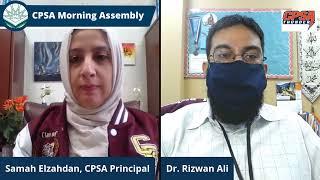 CPSA Morning Assembly Thursday 3-25-2021