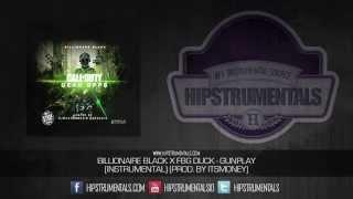 Billionaire Black x FBG Duck - Gunplay [Instrumental] (Prod. By @ItssMoneyy) + DOWNLOAD LINK