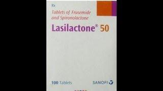 Lasilactone इन बिमारियों के इलाज में काम आती है - हाई बीपी एडिमा Hindi Review.............