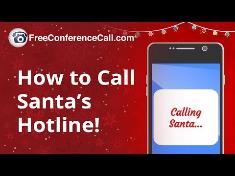 Michael J. - Santa's Phone Number!