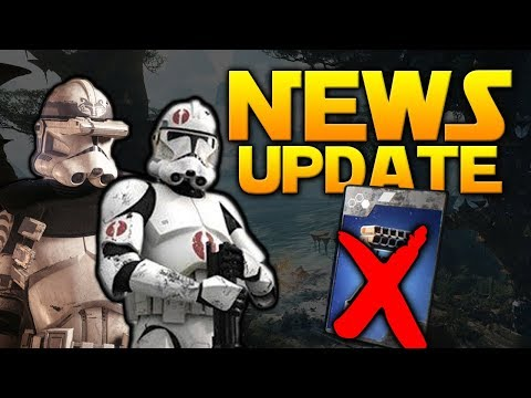 NEWS UPDATE: Full Update Details, Ion Turret Nerf & More! - Battlefront 2 thumbnail