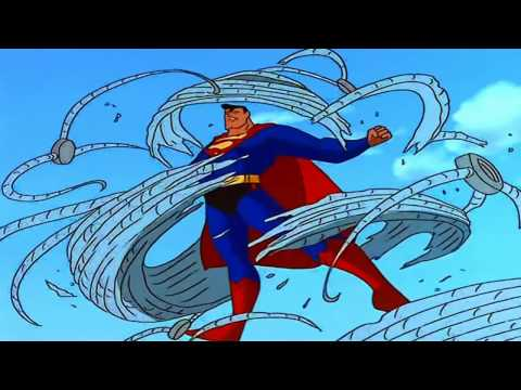 Superman: The Animated Series - Save Me by Remy Zero (Mash-Up)