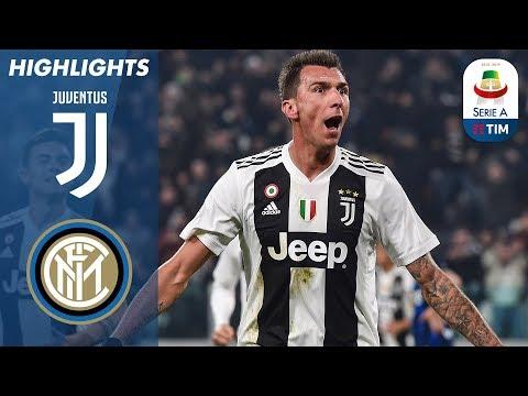 Juventus 1- 0 Inter Milan | Mandžukić Header Seals Win for Juventus | Serie A