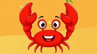 Tong Tong Tong Pakitong Kitong   Popular Tagalog Nursery Rhyme - Crab Song