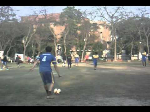 Chakravyuh 2014 Football