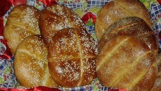 خبز صغير بالحليب للمناسبات petit pain au lait