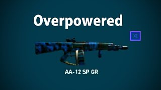 AA12 = Overpowered (Tom Clancy's Ghost Recon Phantoms Gameplay)