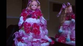 Торт из памперсов, Baby shower. Я-сваха!США(В этом видео я рассказала о традиционной вечеринке для беременных женщин в США ,историю знакомства и любви..., 2016-06-21T16:55:00.000Z)