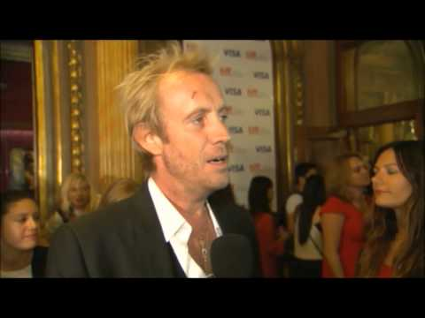 """RHYS IFANS ★ INTERVIEW IN THE PREMIERE OF """"ANONYMOUS"""" [2011]"""