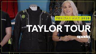 Feridax Max 2020 - Spada Taylor Tour Jacket