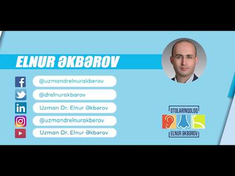 Uzman Dr Elnur Əkbərov L Tireoqlossal Kista
