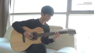 Repeat youtube video (Taeyeon) 11:11 -  Sungha Jung