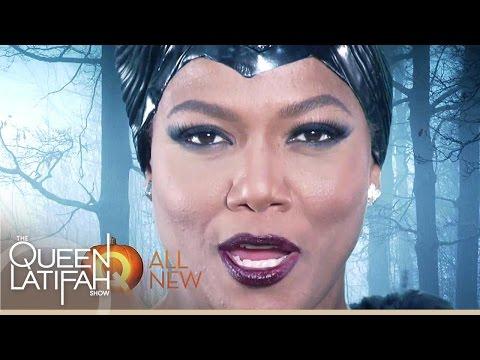 Happy Halloween!   The Queen Latifah Show