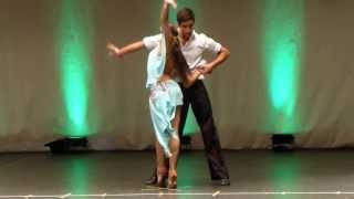 Vita and Daniel  - Siti Dance studio: Winter showcase 2013