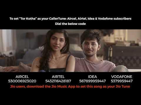 Tor Kotha - Callertune Numbers   Tera Zikr Bengali Version