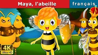 Maya l'abeille | Maya The Bee Story in French | Contes De Fées Français