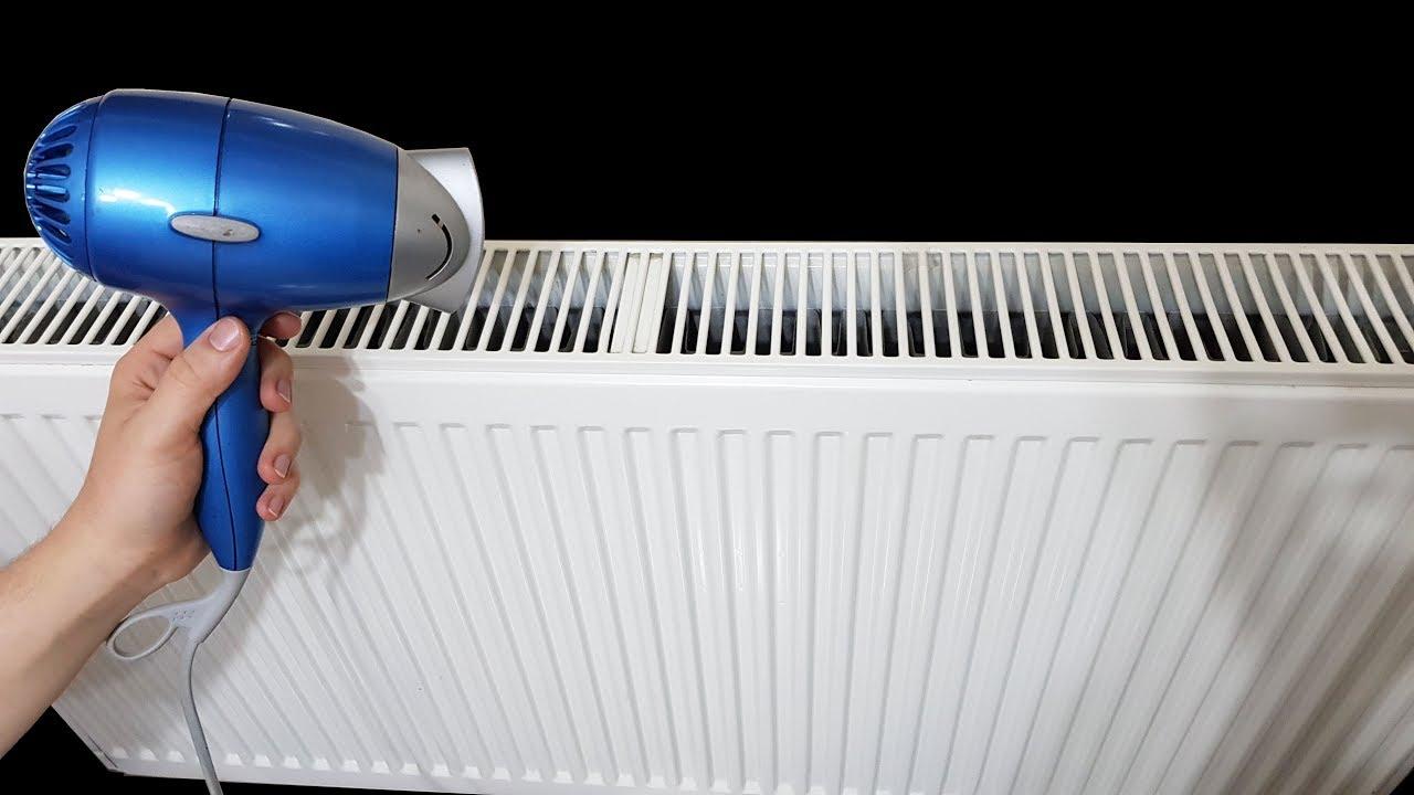 gorunce hemen yapmak isteyeceginiz evde kalorifer petegi radyator temizleme yontemi