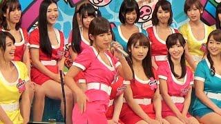 2015年9月26日 東京・新宿 おととしに解散したセクシーアイドル軍団・恵...