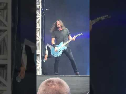 Learn To Fly-Foo Fighters Manchester (Etihad Stadium) 19th June 2017