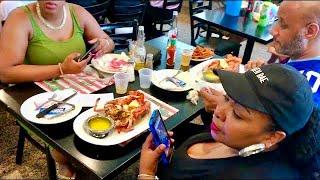 Randazzo's Clam Bar - Review - Brooklyn, NYC