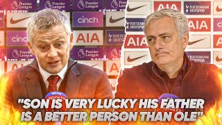 JOSE MOURINHO CALLS OUT SOLSKJAER AFTER CRUSHING DEFEAT! | W&L