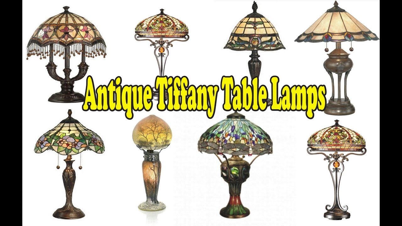 Top Antique Tiffany Lamps History In Brooklyn
