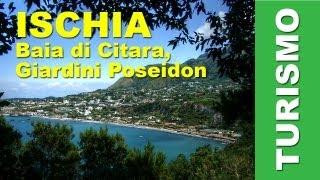 Turismo in Campania: ISCHIA, i giardini di Poseidon, parco termale.
