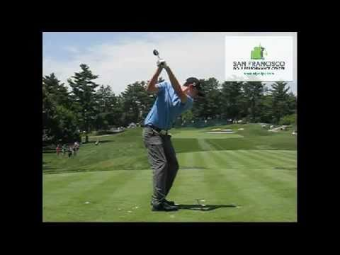 Patrick Cantlay US Open 2011 Low Amateur Slow Motion Golf Swing