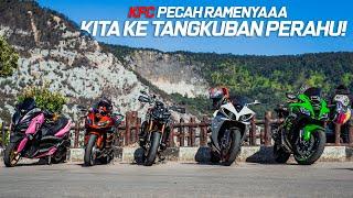 Sunmori Bandung : KFC & Tangkuban Perahu 🔥
