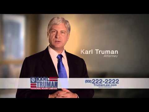 Turn To Dust WC Commercial   Karl Truman Law Office