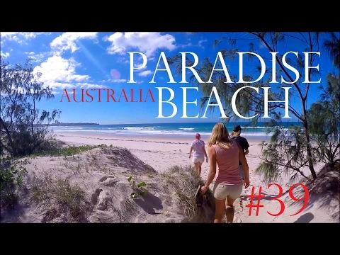 DREAM BEACH IN AUSTRALIA⚘✔Worldtravel Vlog#39 Backpacking Adventure ++ Weltreise