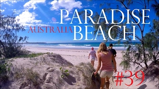 DREAM BEACH IN AUSTRALIA⚘✔Worldtravel Vlog#39 Backpacking Adventure ++ Weltreise