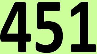 АНГЛИЙСКИЙ ЯЗЫК ДО АВТОМАТИЗМА. ЧАСТЬ 2 УРОК 451 ИТОГОВАЯ КОНТРОЛЬНАЯ УРОКИ АНГЛИЙСКОГО ЯЗЫКА