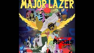 Major Lazer - Bubble Butt (Ft Tyga, Bruno Mars & Mystic)