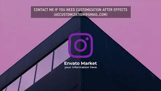 Minimal 3D Logo | After Efects Project Files - Videohive template