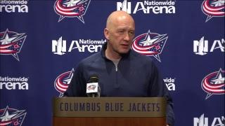 NHL Trade Deadline: Jarmo Kekalainen 2/25/18