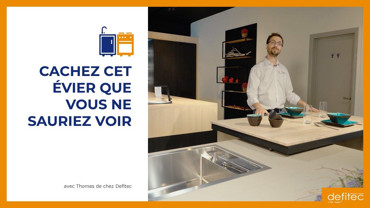 Table Rabattable Pour Petite Cuisine Equipee Ou En Ilot De Chez