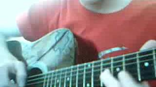 Godfather theme on the guitar