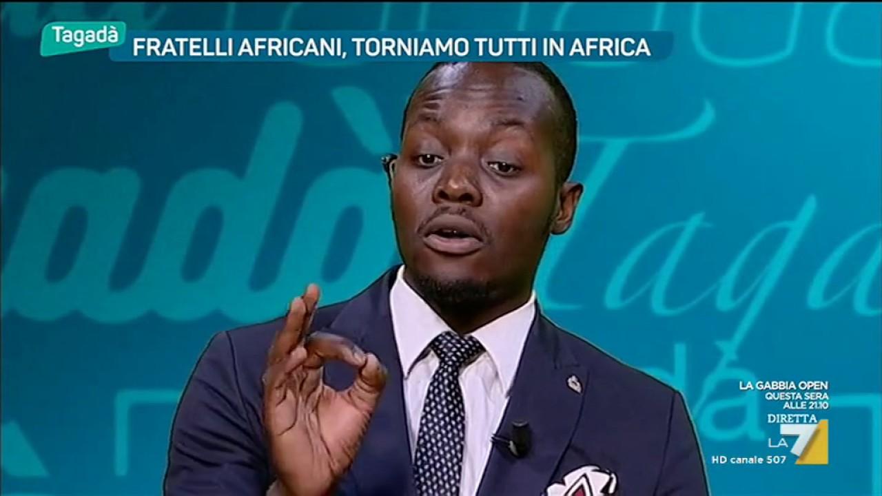 "paul pkelly agli emigrati: ""torniamo in africa, è la terra promessa"" (video)"