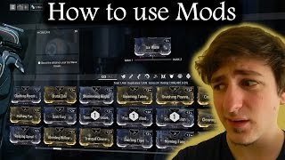 How to use Mods | Warframe Guide