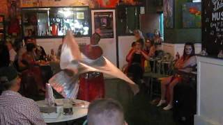 Belly Dancing at The Green Tara ---5 of 18 clip