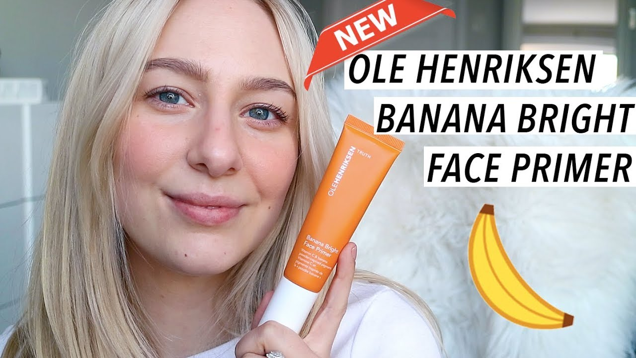 Banana Bright Face Primer  by ole henriksen #18